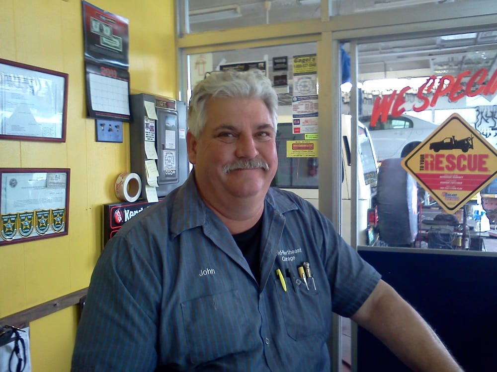 John Lostumo Owner Old Northeast Garage St Petersburg