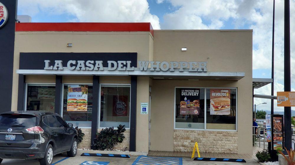 Burger King: Carretera 1 S/N, Cayey, PR