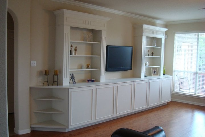 Built In Entertainment Center Yelp