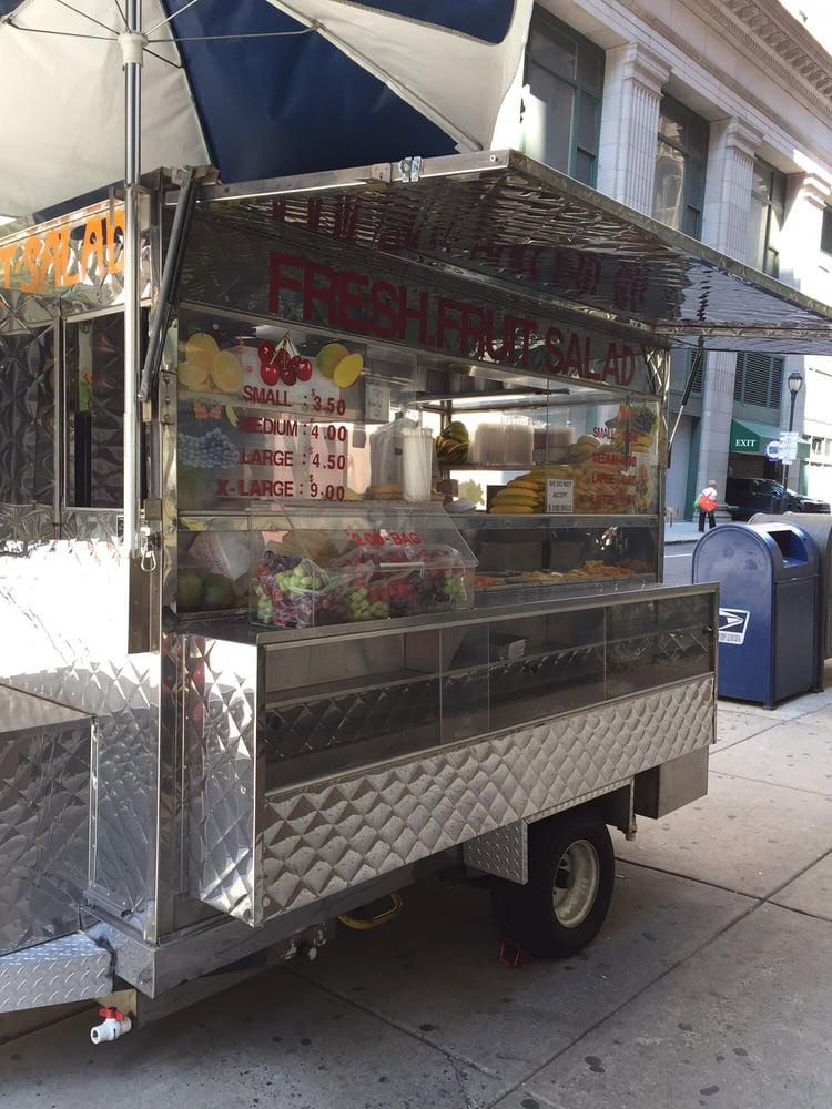 Fruit Salad: 13TH St And Chestnut St, Philadelphia, PA