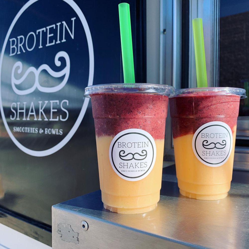 Brotein Shakes Food Truck: Thatcher, AZ