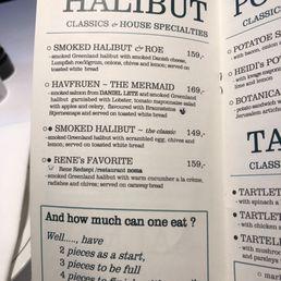 schønnemann menu