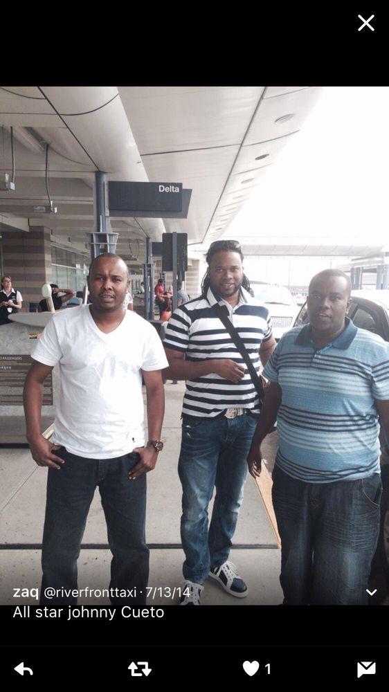 RiverFront Taxi Services: 2939 Terminal Dr, Hebron, KY