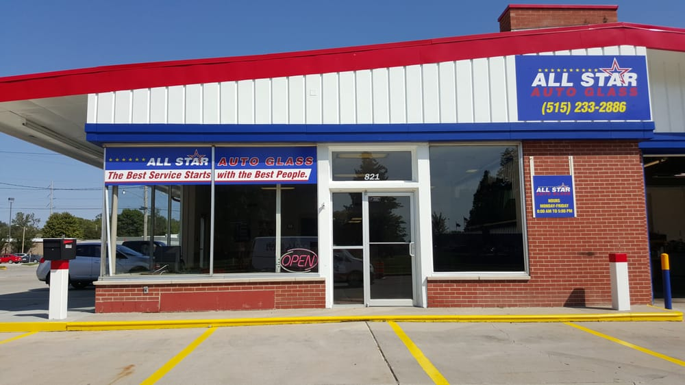 All Star Auto Glass: 821 Lincoln Way, Ames, IA