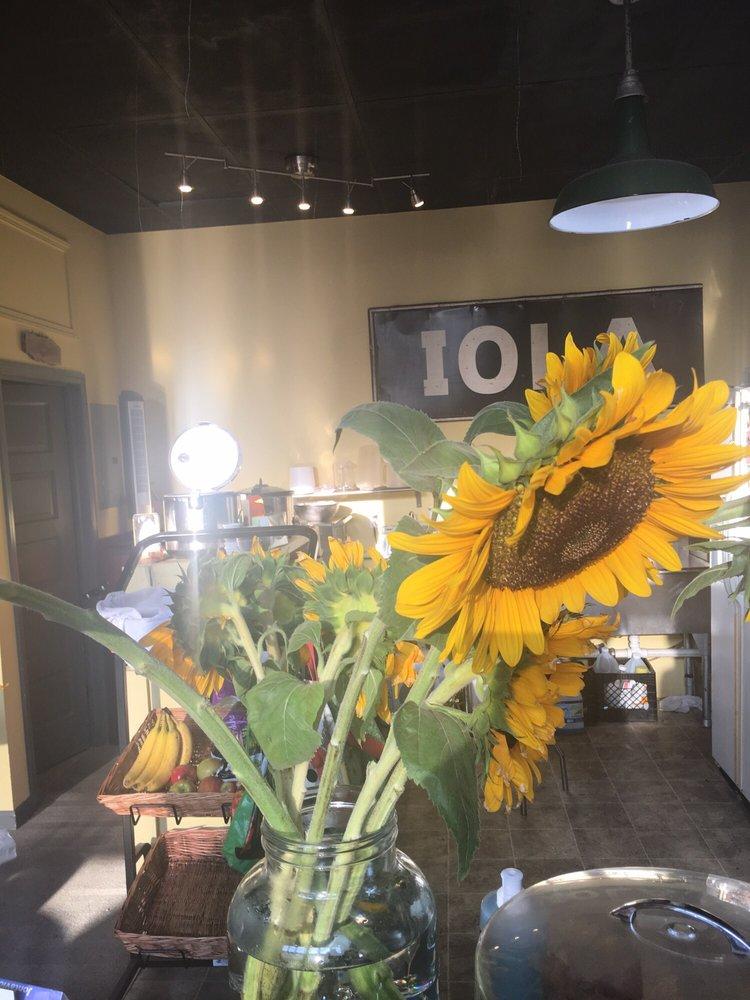Around The Corner: 110 S Jefferson, Iola, KS