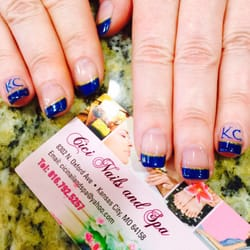 CiCi Nails and Spa - 10 Photos & 32 Reviews - Nail Salons - 8302 N ...
