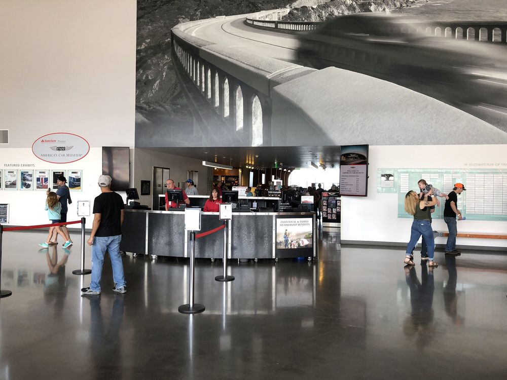 Social Spots from LeMay - America's Car Museum