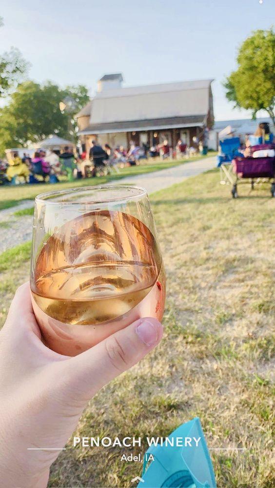 Penoach Vineyard and Winery: 26759 N Ave, Adel, IA