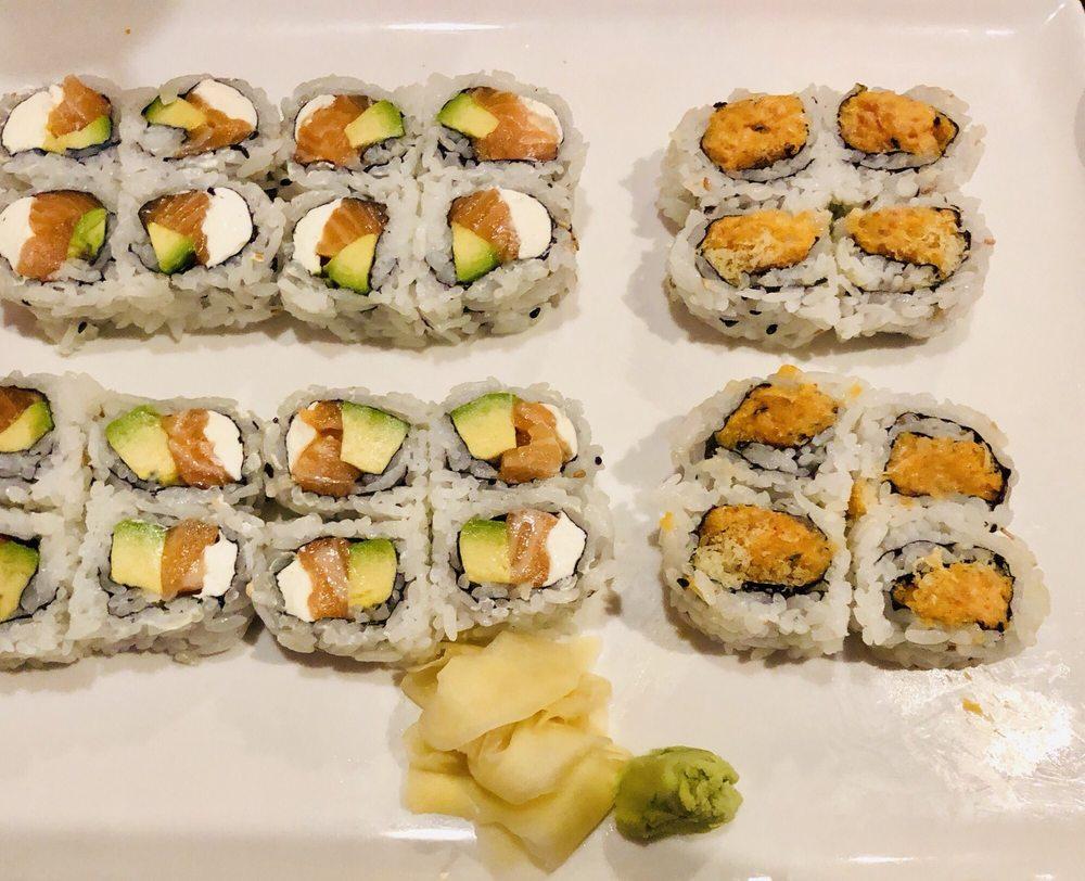 Food from Fuji Yama