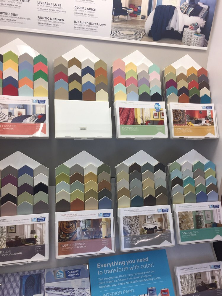 Sherwin-Williams Paint Store: 7044 Hospital Dr, Dublin, OH