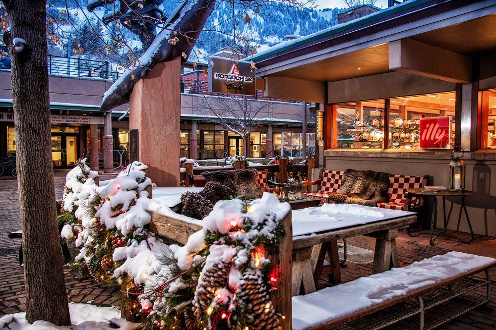 Gorsuch Ski Café