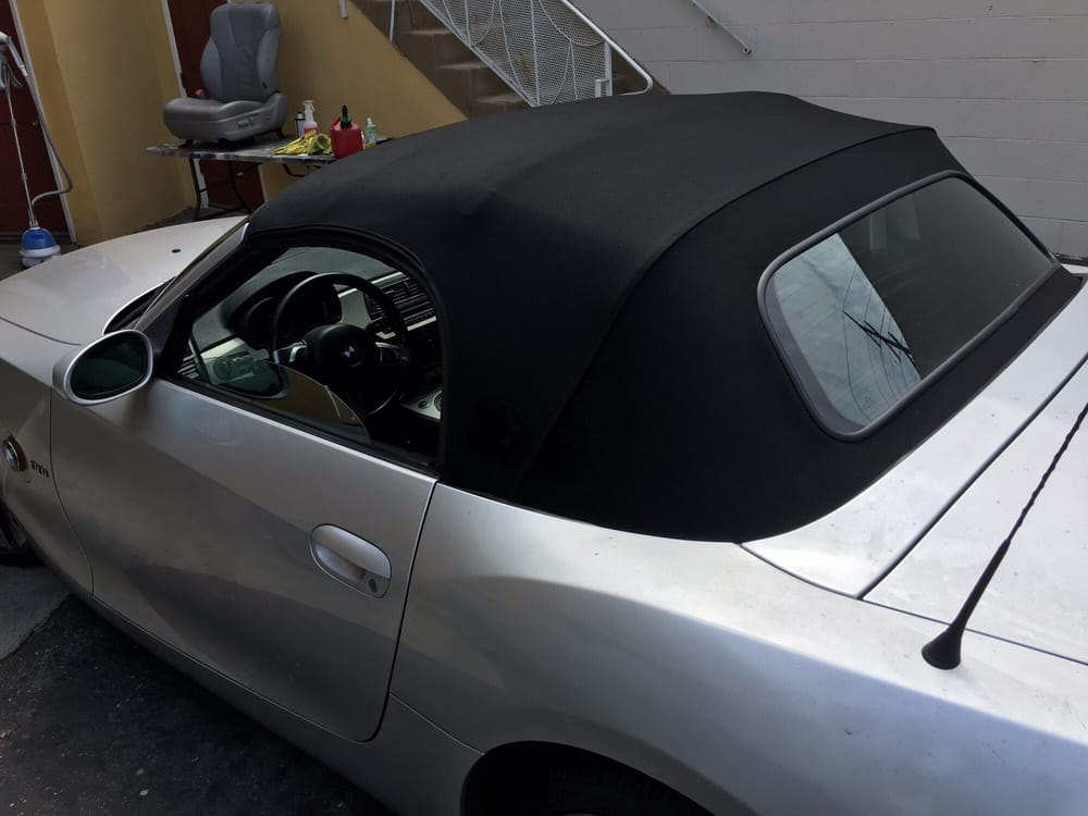 Auto Uphostery Repair In Los Angeles Best Way