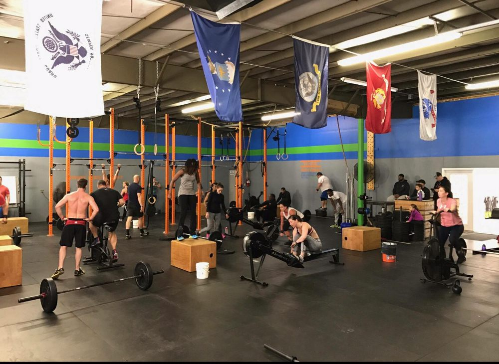 Crossfit Almighty