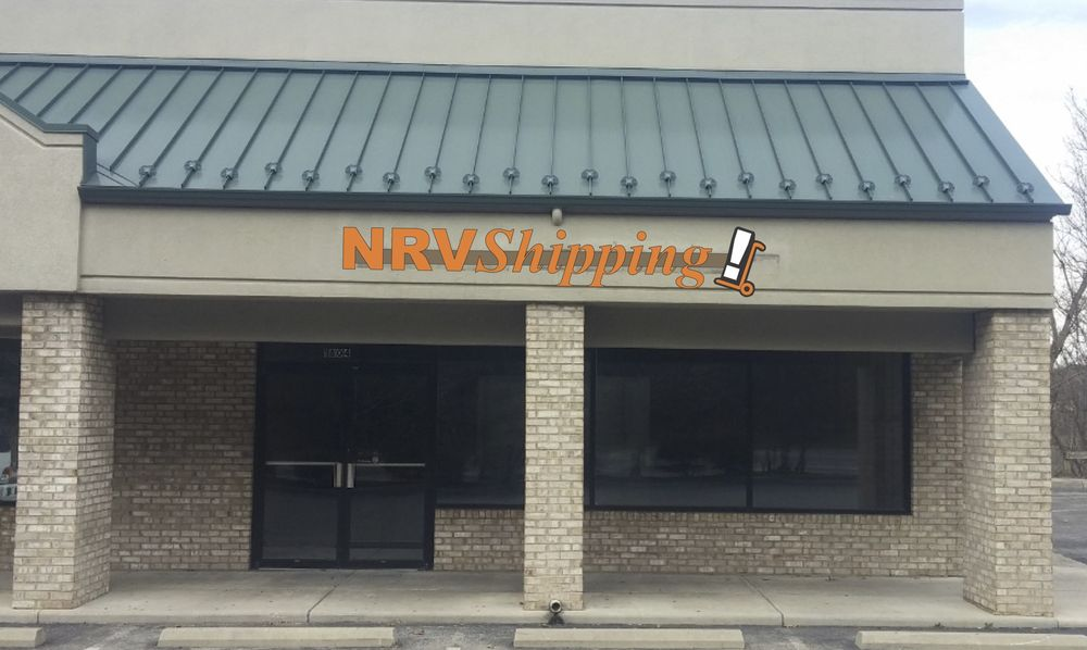 NRVShipping: 1804 East Main St, Radford, VA