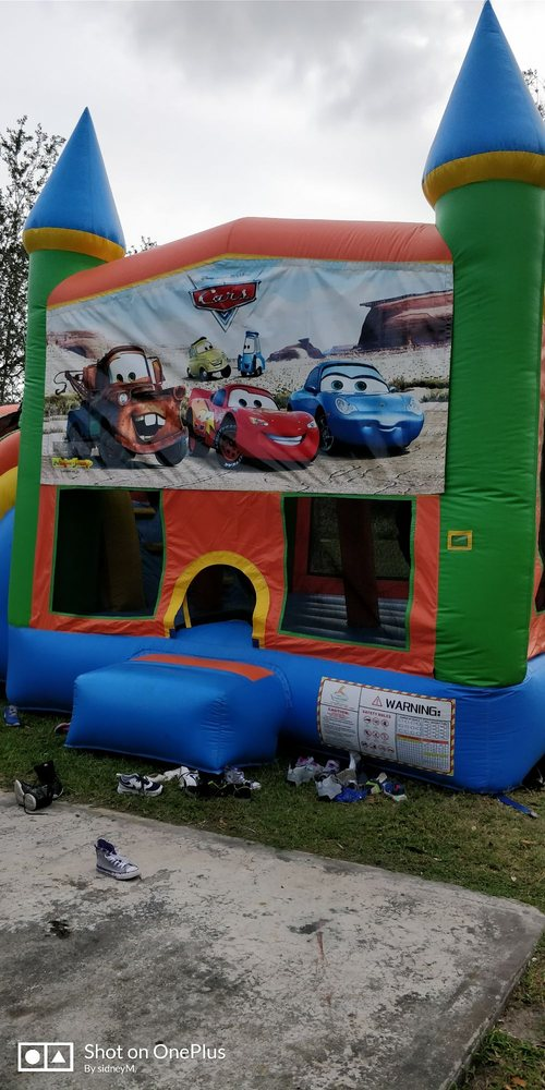 Rogelios Bounce House: 4214 Peters Rd, Plantation, FL