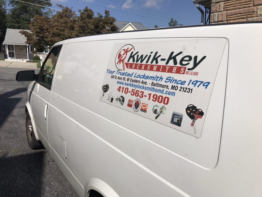 Kwik-Key Pro Locksmiths