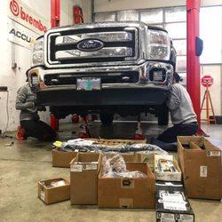 Photo of 503 Motoring - Beaverton, OR, United States. Suspension lift install on
