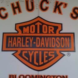 chuck's harley-davidson - motorcycle dealers - 2027 ireland grove