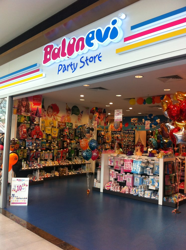 Balonevi Party Store