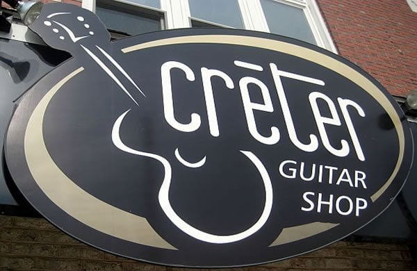 Creter Guitar Shop: 19 W Market St, Jonestown, PA