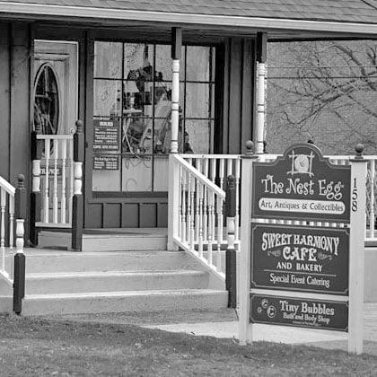 Sweet Harmony Bakery And Cafe