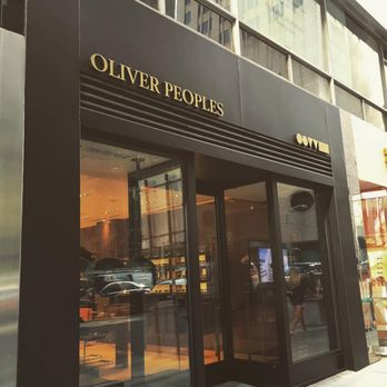 68a67072ab37 Oliver Peoples NYC Mid-town - Eyewear   Opticians - 575 Madison Ave ...
