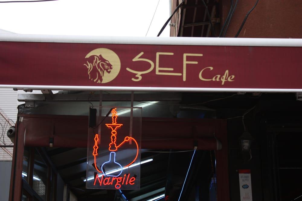 Şef Cafe