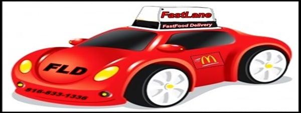 FastLane FastFood Delivery