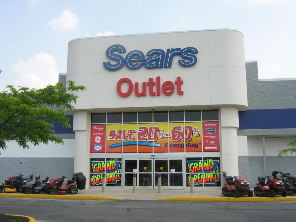 Sears Outlet: 5251 110th Ave N, Clearwater, FL