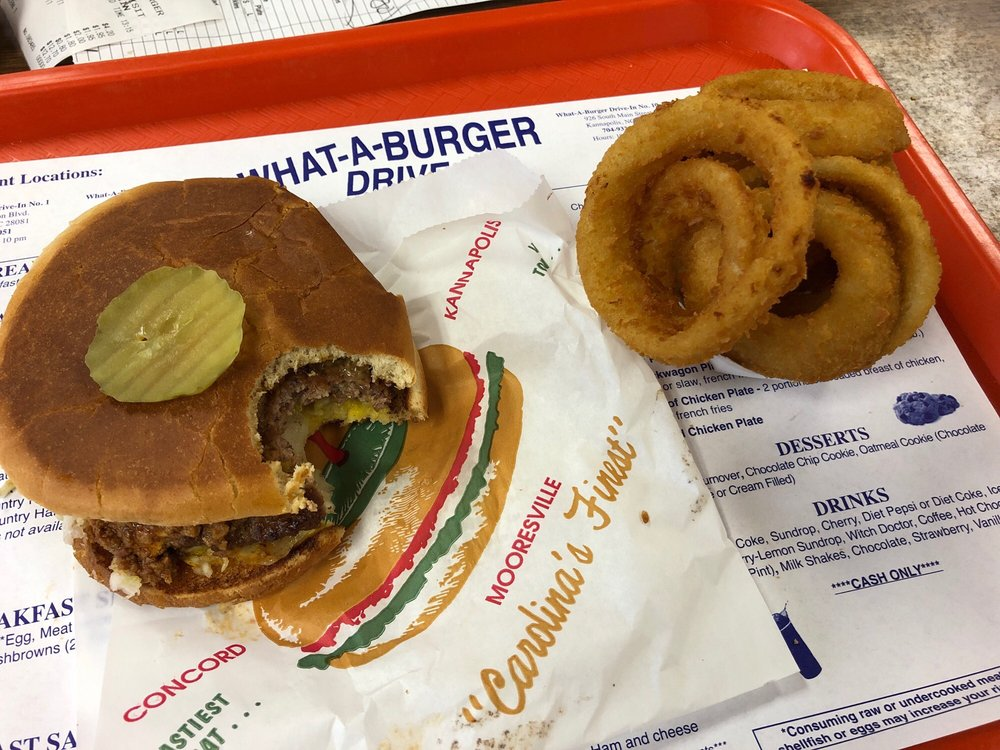 Photo of What-A-Burger: Mooresville, NC