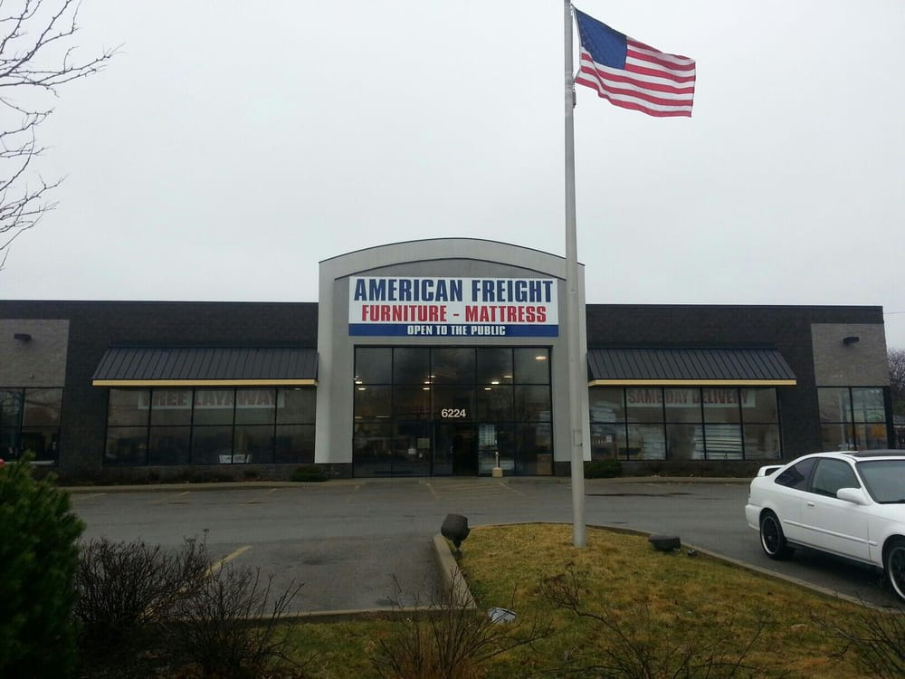 American Freight Furniture And Mattress   Furniture Stores   6224 South  Ave, Boardman, OH   Phone Number   Yelp