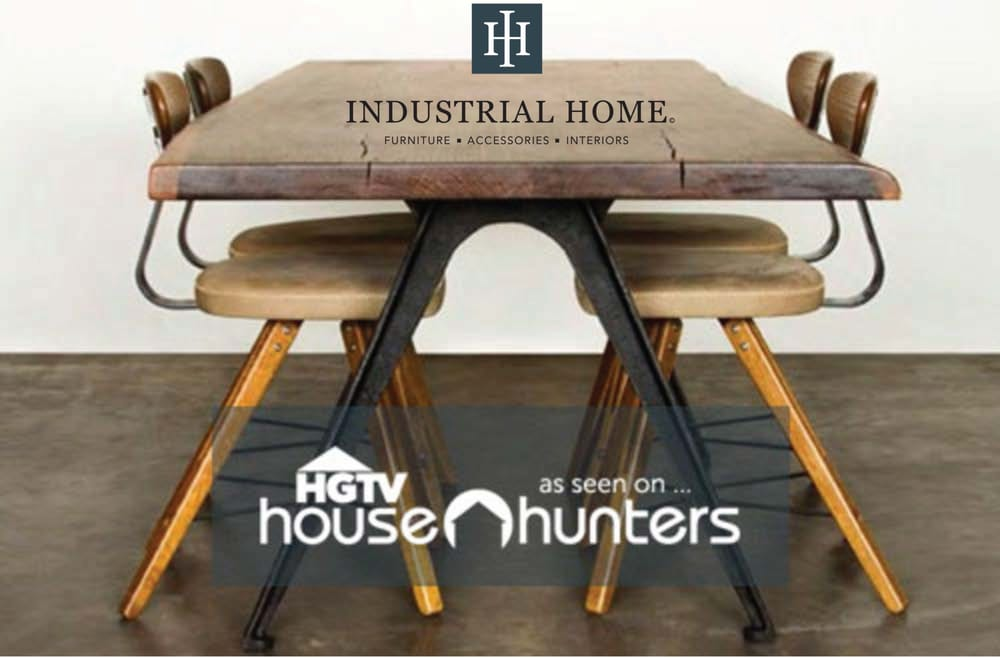 Industrial Home Was On Hgtv Quot House Hunters Quot Ih Designed A