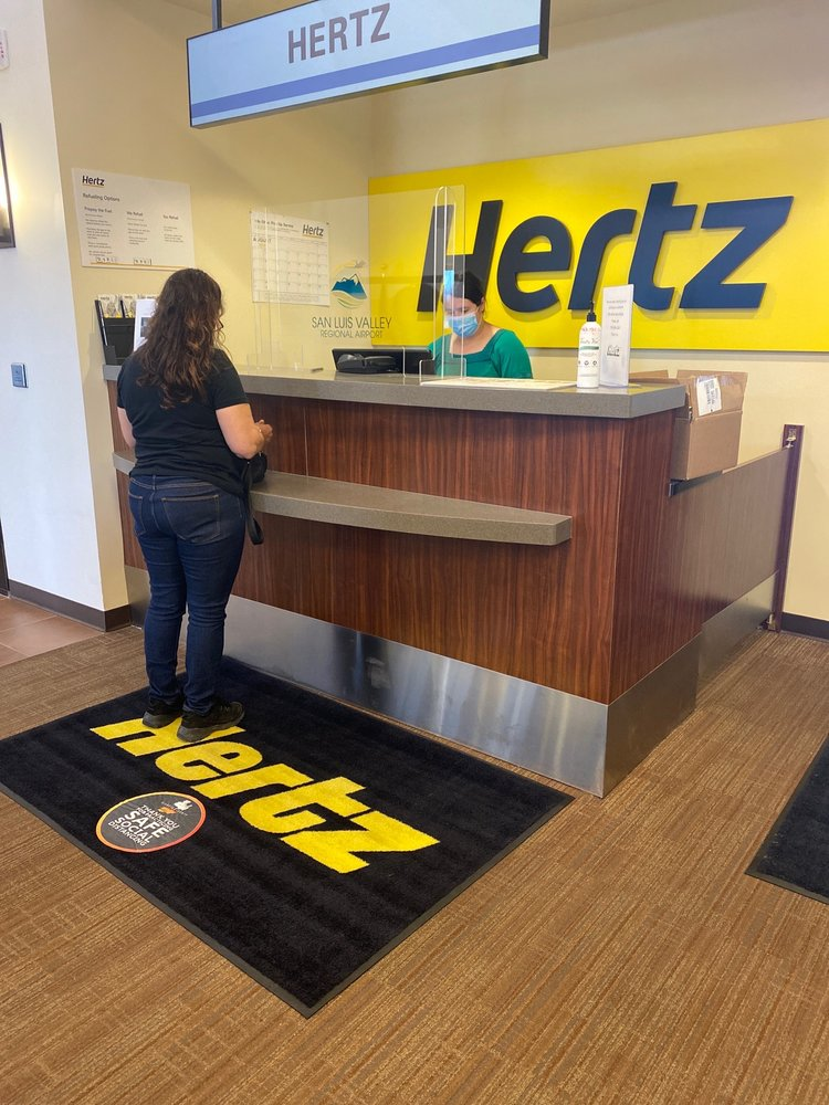 Hertz Rent A Car: 2500 State Ave, Alamosa, CO