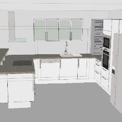 Wohnungsplaner & Küchenplaner - Interior Design - Bahnhofstr. 124 ... | {Küchenplaner 4}
