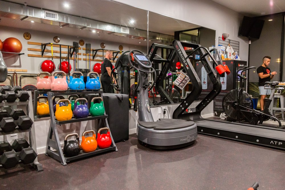Brainstorm Fitness: 3425 Fifth Ave, San Diego, CA