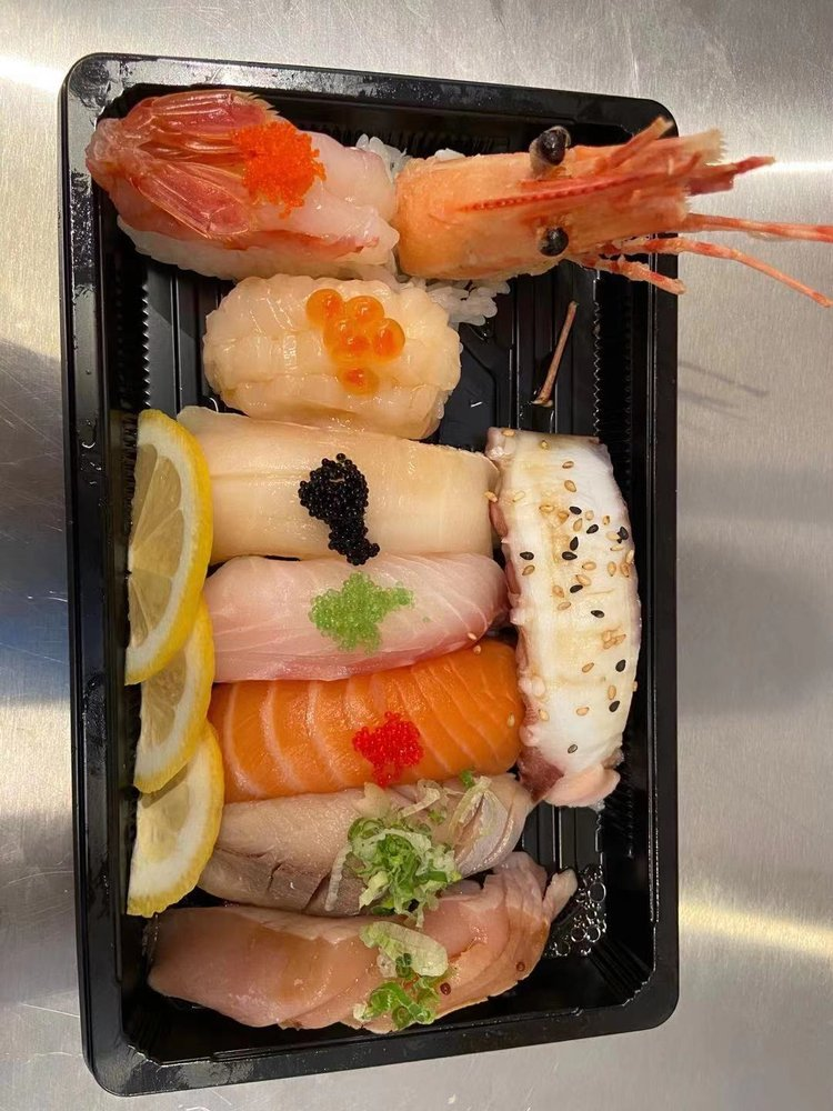 Kobe sushi and Teriyaki: 1905 S First St, Yakima, WA