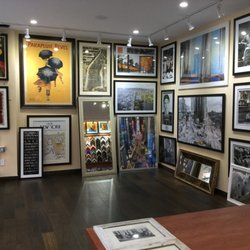 photo of roma art gallery custom framing new york ny united states