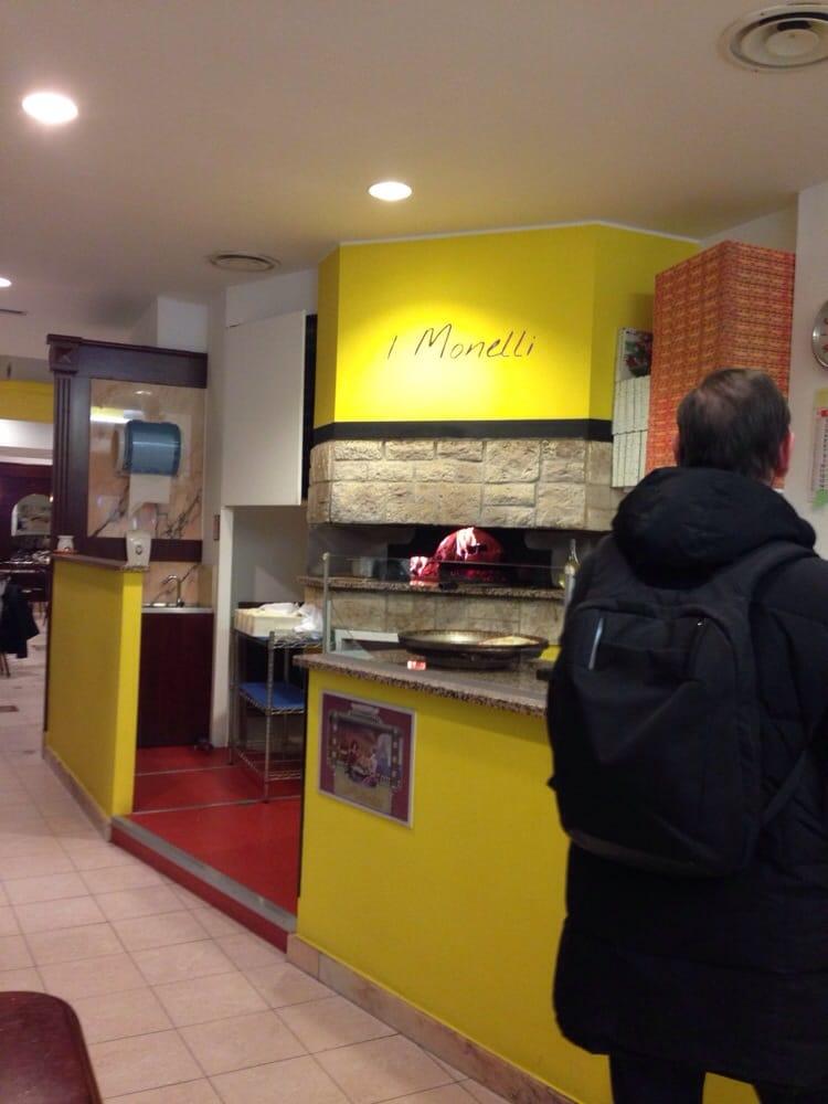 I monelli pizza corso di porta romana 129 centro - Pizzeria milano porta romana ...