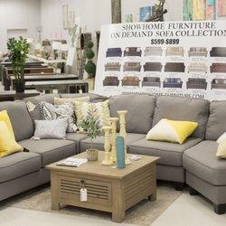 Photo Of Showhome Furniture Calgary Ab Canada