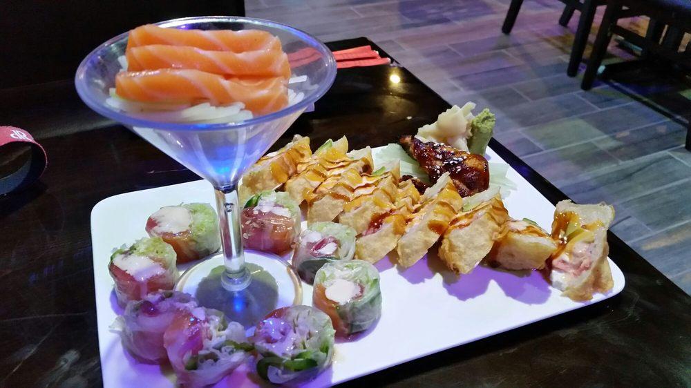 O.E.C. Japanese Sushi & Hibachi: 13847 Walsingham Rd, Largo, FL