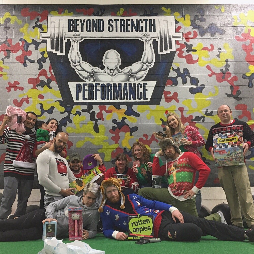 Beyond Strength Performance: 21620 Ridgetop Cir, Sterling, VA