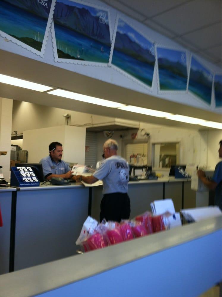 US Post Office: 54-396 Union Mill Rd, Kapaau, HI
