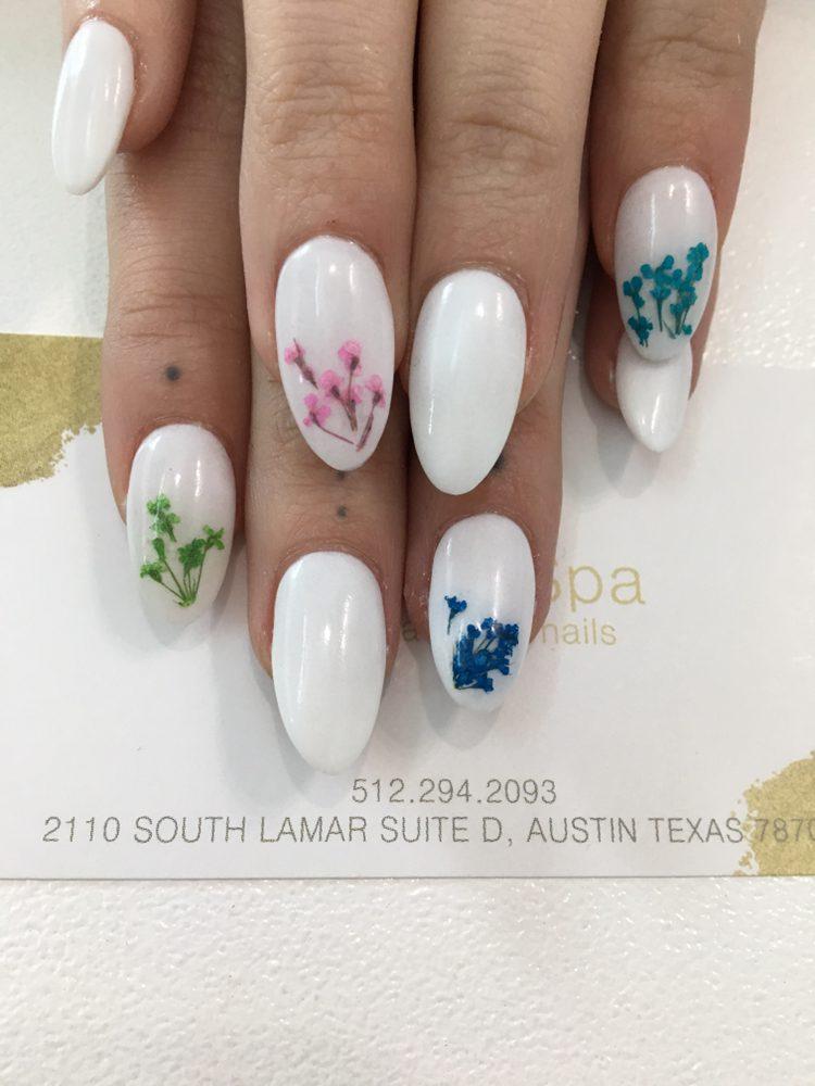 Nails Austin South Lamar   Splendid Wedding Company