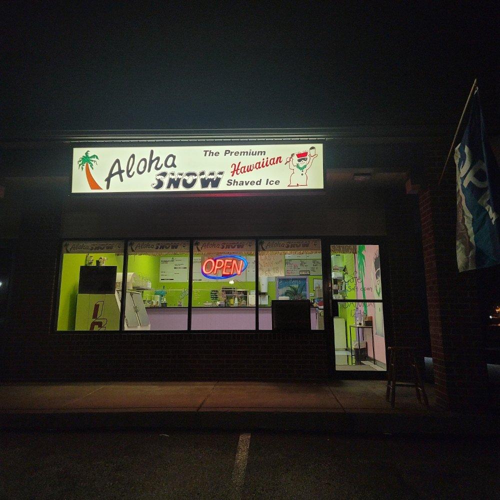Aloha Snow: 3410 E Market St, York, PA