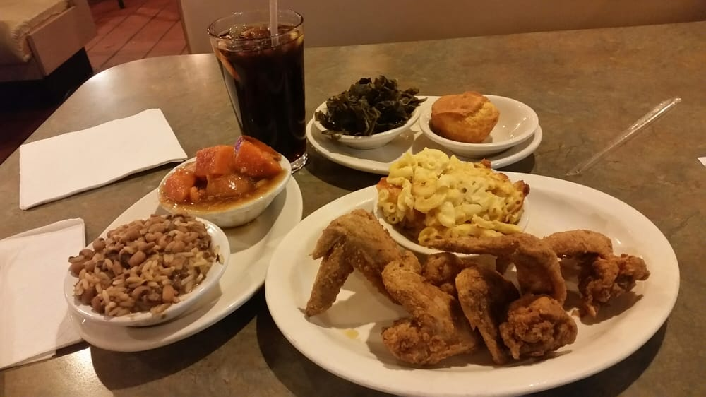 Soul Food Restaurants Near Detroit Mi
