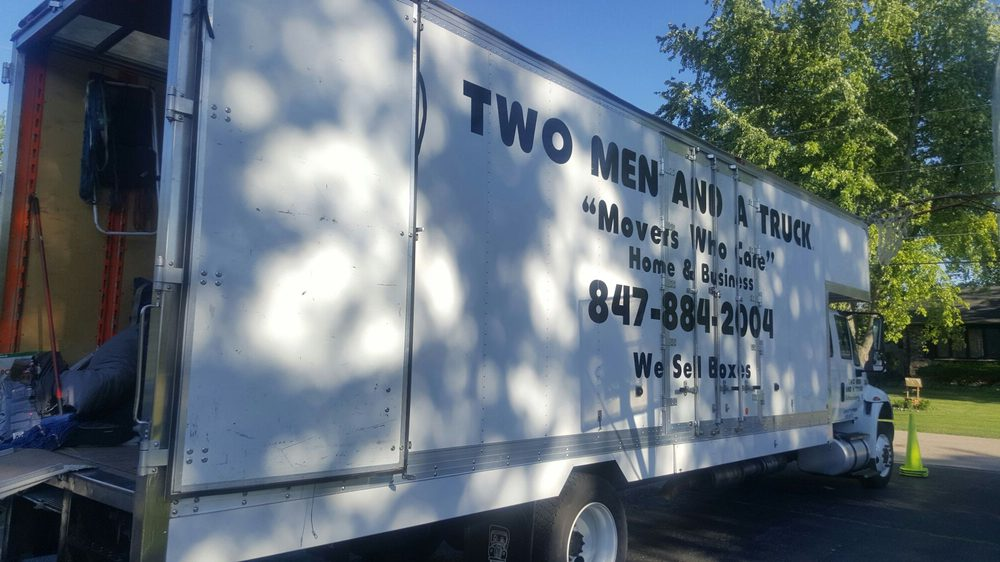 Two Men and a Truck Lake County: 405 Washington Blvd, Mundelein, IL