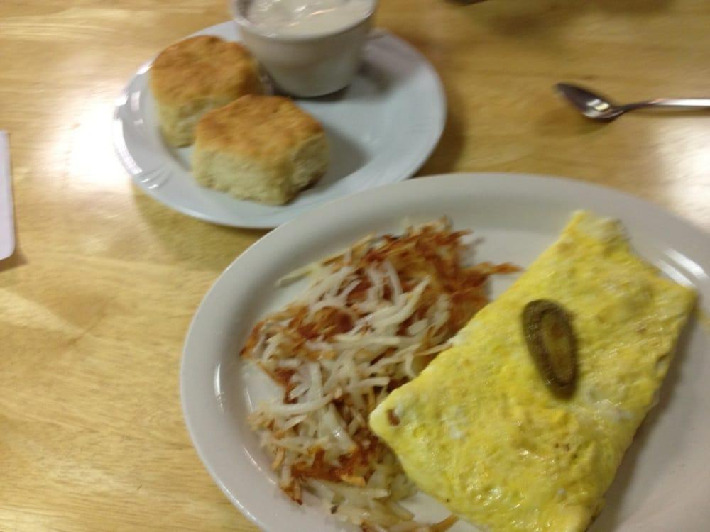 Tc's Country Kitchen: 2140 W Gary Blvd, Clinton, OK