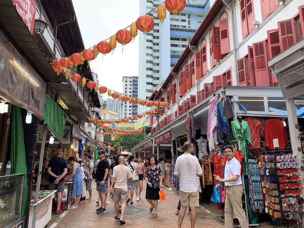 Chinatown Food Street Outram