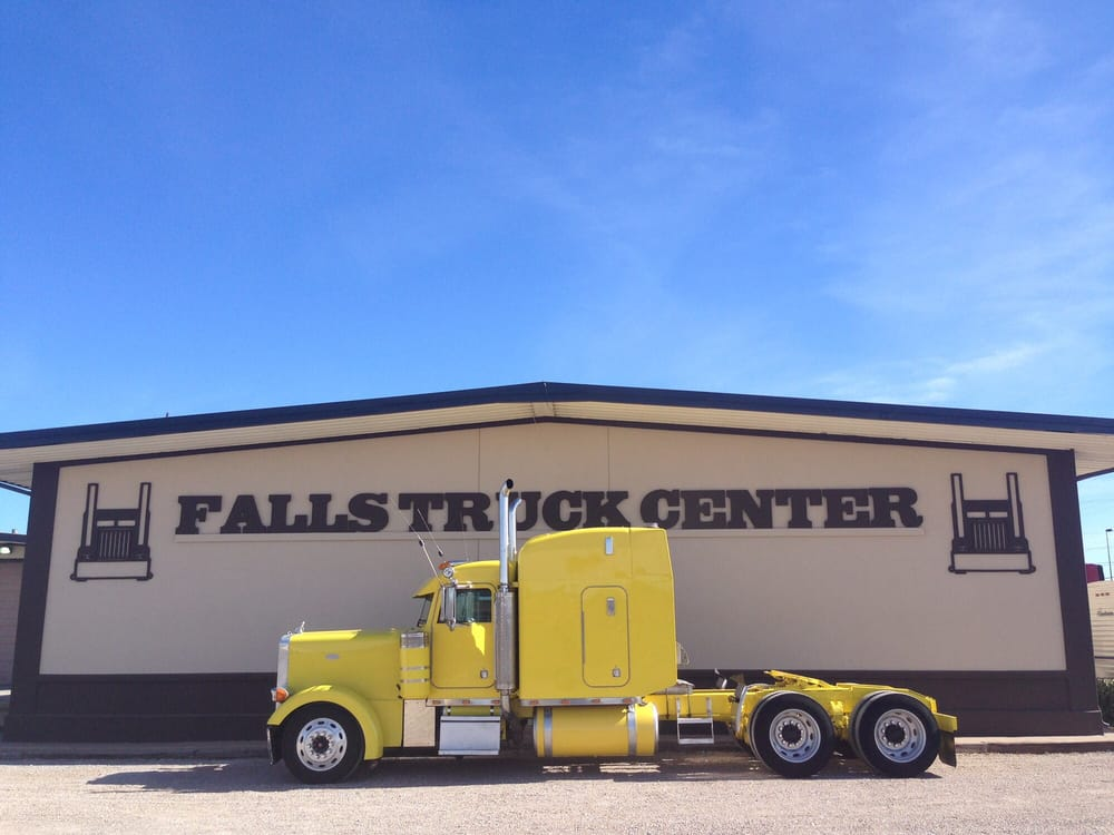 Falls Truck Center: 2303 Old Jacksboro Hwy, Wichita Falls, TX