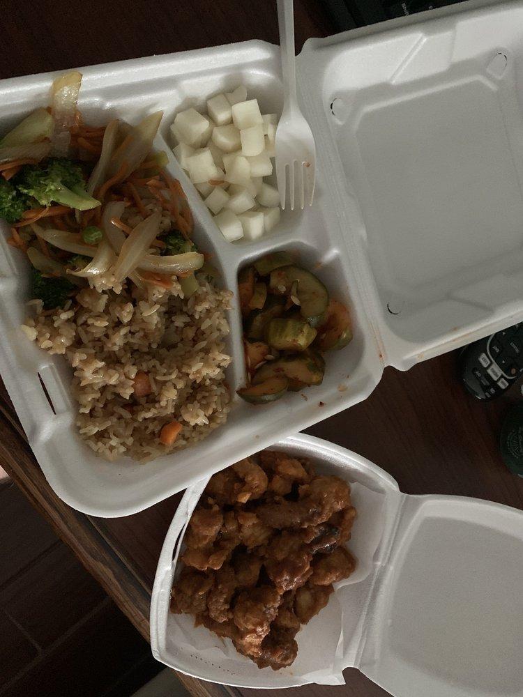 Korean Kitchen: 125 Market St, Maysville, KY